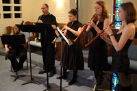 Baroque Oboe Band - 2008